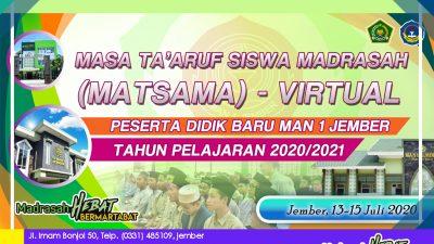 DAFTAR HADIR MATSAMA TAHUN 2020/2021