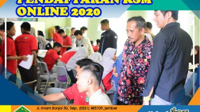 PENDAFTARAN KSM ONLINE MAN 1 JEMBER TAHUN 2020