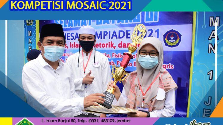 PELAKSANAAN MOSAIC 2021